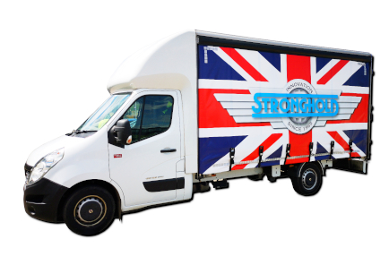 Stronghold Delivery Truck