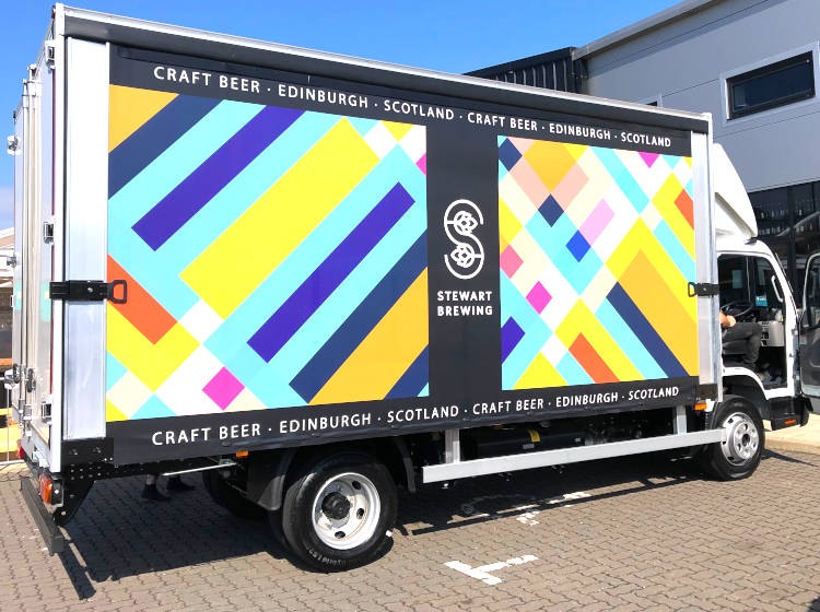 Curtainsider Graphics